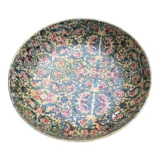 Boho Floral Catch All Bowl