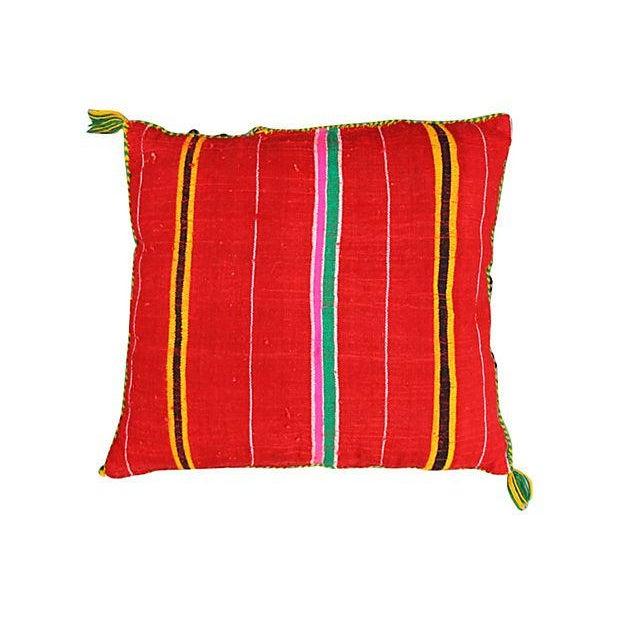 Colorful Diamond Moroccan Pillow Sham - Image 2 of 2