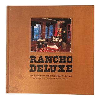"""Rancho Deluxe"" Western Interiors Book"