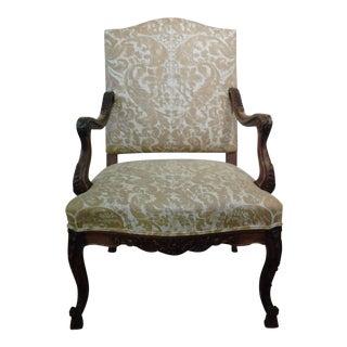 Antique Regence Style Armchair