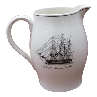 Copeland Spode England Nautical Jug