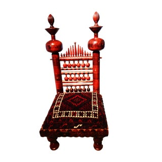 Punjabi Indian Wedding Chair