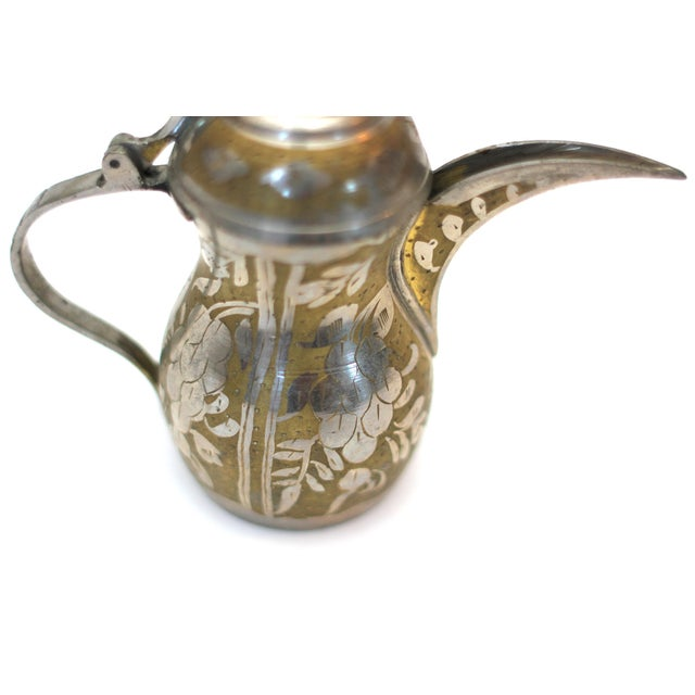 Vintage Middle Eastern Teapot - Image 5 of 6