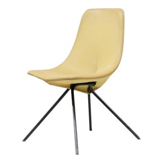 Rare Gastone Rinaldi DU 30 Chair for RIMA