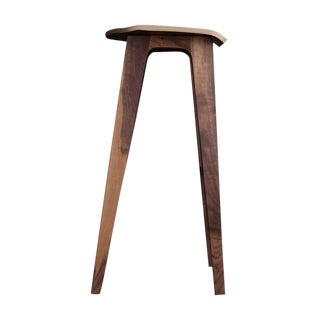 Walnut Bar Stool by Antony Snodgrass