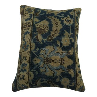 Antique Persian Blue Pillow