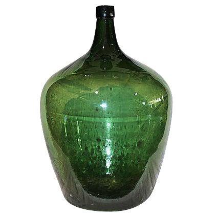 Antique French Demijohn Bottle - Image 1 of 6