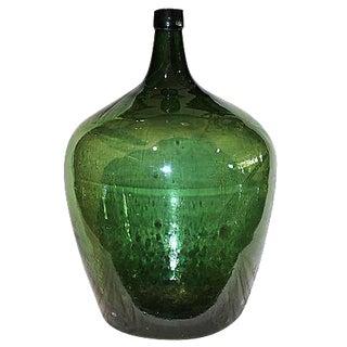 Antique French Demijohn Bottle