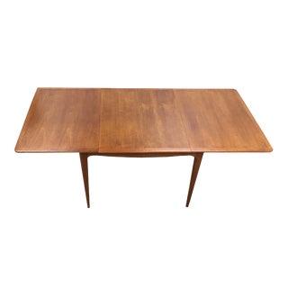 1950s Landstrom Walnut Dining Table