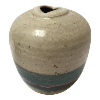 Blue Studio Ceramic Vase