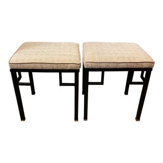 Regency Stools - A Pair