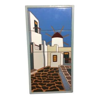 Katerina Labraki Mykonos Tiles - Set of 4