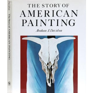 The Story of American Painting by Abraham A. Davidson