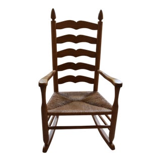 Traditional 5-Slat Rocking Chairs