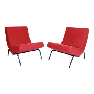 Pierre Paulin Cm 194 Chairs for Thonet