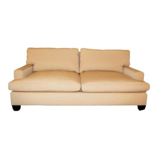Baker Modern Classic Down Filled Sofa