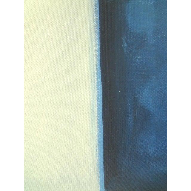 """""""Abstract Open Door"""" Original Fine Art Painting - Image 4 of 5"""