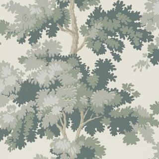 Sandberg Raphael Green Floral Wallpaper - 7 Rolls