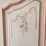 Image of Hand-Painted French Provencal Armoire