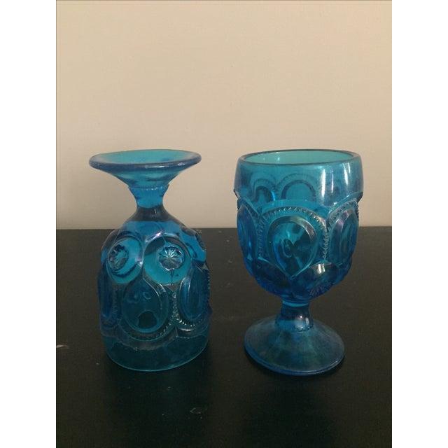 Aqua Kings Crown Glasses - Set of 12 - Image 7 of 8