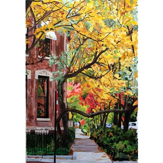"""Josh Moulton """"A Quiet Place"""" Giclee Print After a Painting"""
