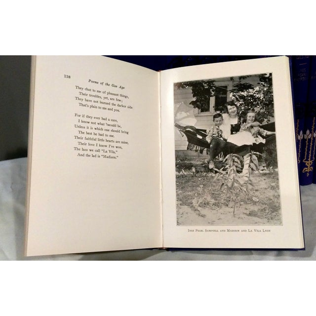 """1924 """"Poems Of The Gas Age"""" by Ines Pearl Sampsell - Image 7 of 8"""