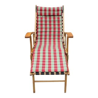 Italian Chaise Lounge
