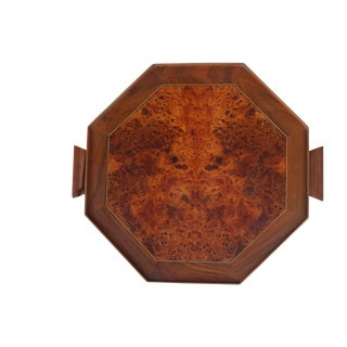 Double Sided Octagonal Serving Tray