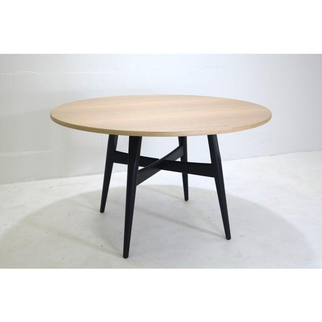 Hans Wegner Mid-Century Modern Dining Table GE-526 - Image 3 of 7