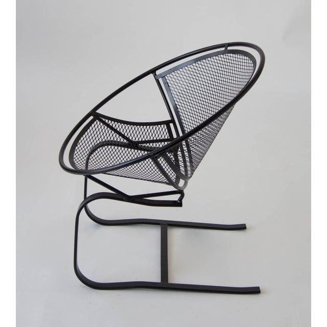 Pair of Salterini Patio Rocking Chairs by Maurizio Tempestini - Image 6 of 8