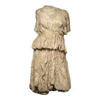 Roman Marble Torso of the Goddess Diana
