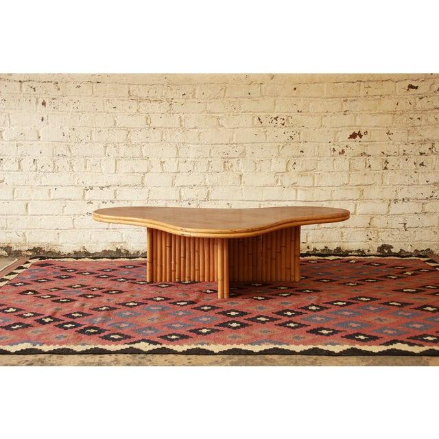Mid-Century Ritts Tropitan Organic Coffee Table - Image 3 of 6