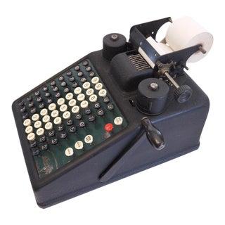 1930's Adding Machine