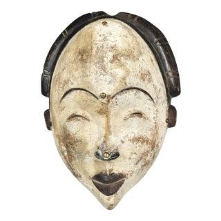 African Wood Lumbo Mask