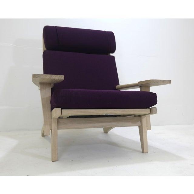 Hans Wegner Mid-Century Modern Chair GE-375 - Image 6 of 11