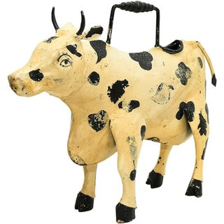 Cow Iron Watering Can