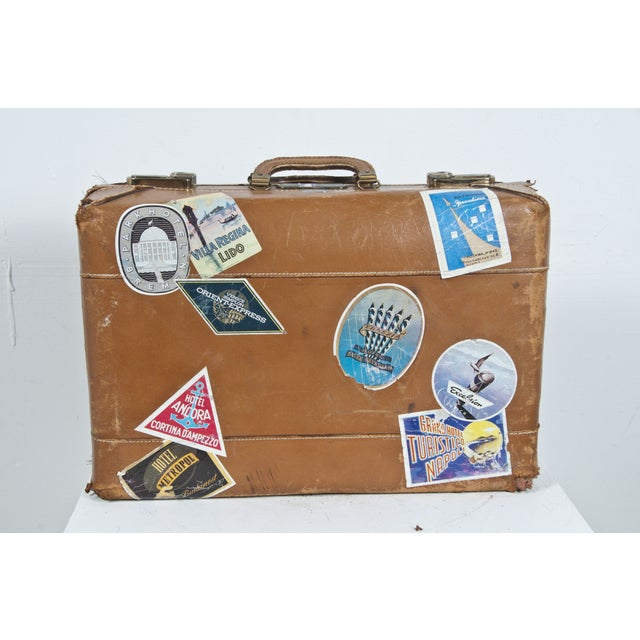 Vintage Suitcase - Image 4 of 4