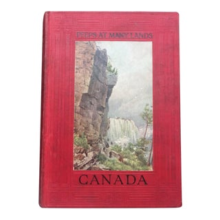 Peeps At Many Lands Canada by J.T. Bealby