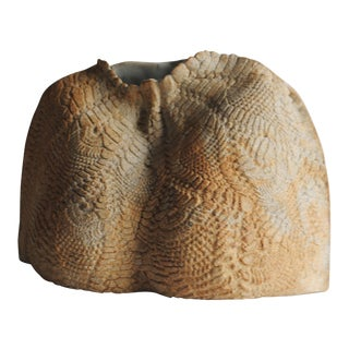 Figurative Ceramic Vessel