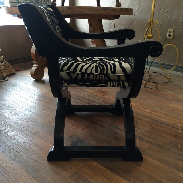 Image of Italian Renaissance Reproduction Chair