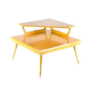 Mid-Century Modern Rmc Rock-Ola Corner Table