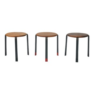 Josh Duthie - Low Stacking Stools
