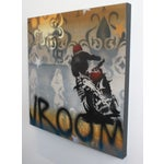 "Image of Kc Haxton ""Vroom"" Painting"