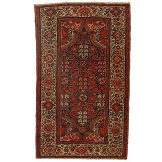 Rugsindallas Persian Malayer Wool Rug - 3′11″ × 6′6″