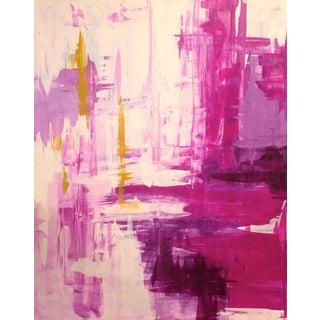 Linda Colletta Painting - Raspberry Rapture