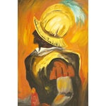 Image of Vintage Spanish Conquistador Still Life Painting