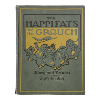 """Happifats & the Grouch"" 1917 Book"