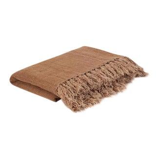Lightweight Wheat Throw
