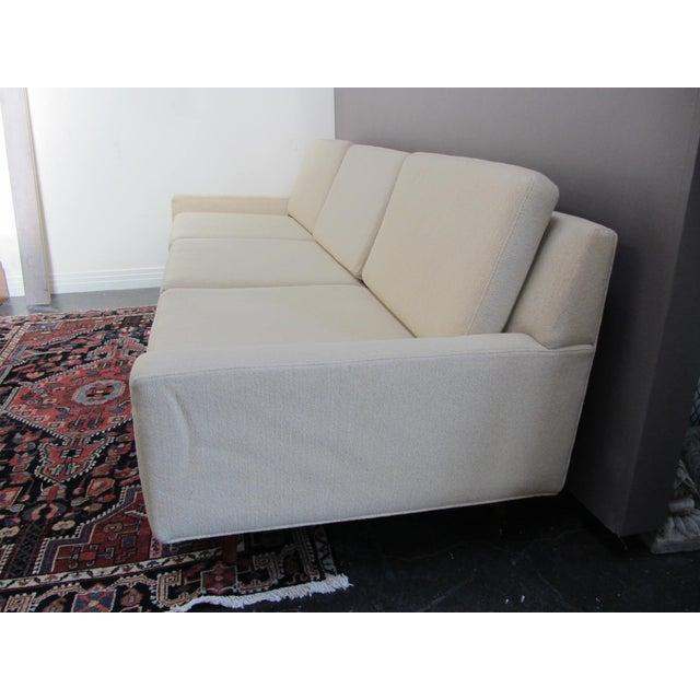 Mid-Century Modern Edward Wormley Style Sofa - Image 7 of 10