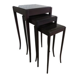Baker 3-Piece Nesting Tables